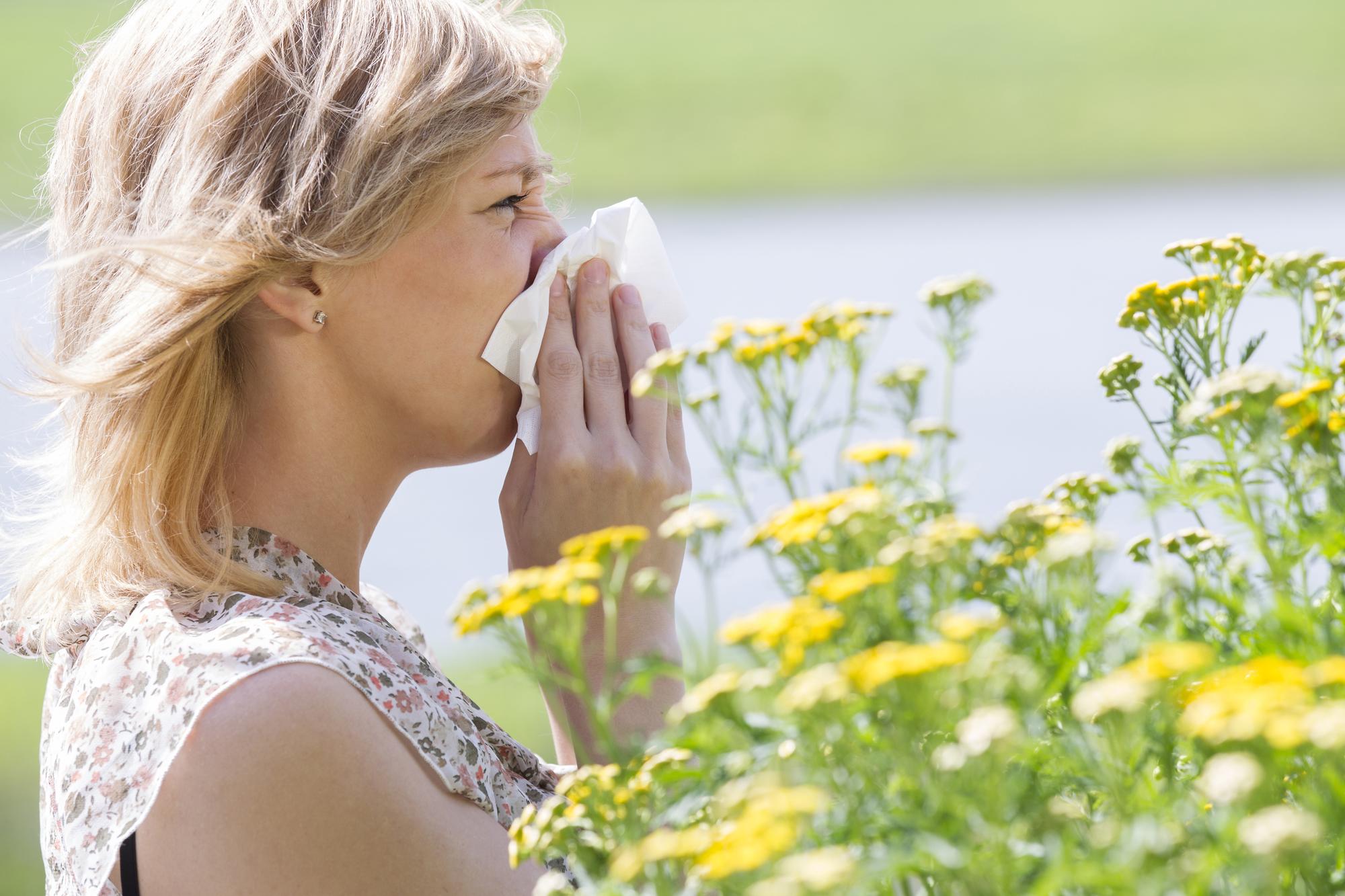 Be Prepared for Allergy Season - Salt Lake City Insurance